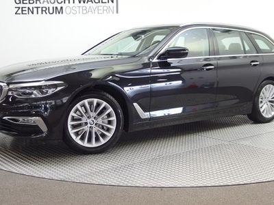 gebraucht BMW 530 i Touring Aut. Luxury Line +AHK+HUD+PANO++
