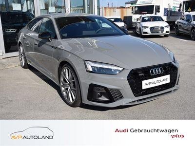 gebraucht Audi A5 Sportback 40 TDI quattro S tronic S line SHZ