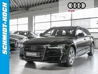 gebraucht Audi A6 Avant 3.0 TDI qu. S-tronic EU6 AHK MATRIX LEDER