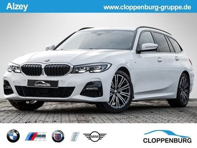gebraucht BMW 320 d Touring M Sport Head-Up HiFi LED WLAN AHK