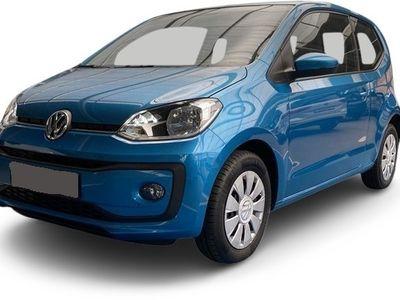 """gebraucht VW up! up!1.0 """"move up!"""" +ZV+Nebel+Freisprech+ Bluetooth+elektr. Spiegel und Fensterheber"""