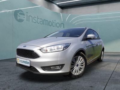 gebraucht Ford Focus Focus2.0 TDCi Business StartStopp Bluetooth