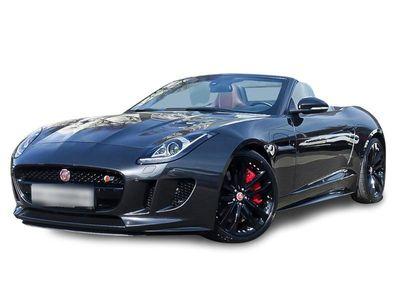 gebraucht Jaguar F-Type AWD S Cabrio Xenon Navi