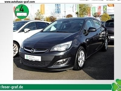 gebraucht Opel Astra 1.4 Turbo Edition 140PS