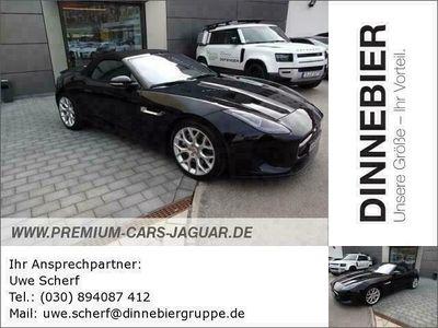 gebraucht Jaguar F-Type Basis Gebrauchtwagen, bei Autohaus Dinnebier GmbH