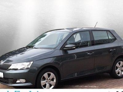 gebraucht Skoda Fabia Ambition 1.0 TSI, Klima, Parkpilot, Sitzheizung