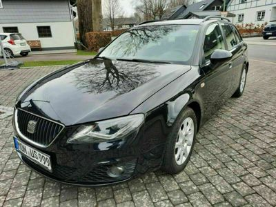 gebraucht Seat Exeo ST 2.0 TDI CR Ecomotive Reference
