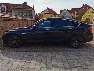 gebraucht BMW 550 Gran Turismo i Aut. NAVI PROF.~LEDER~KAMERA~ als Limousine in Nürnberg