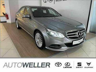 gebraucht Mercedes E200 7G-TRONIC Avantgarde*LED*Navi*