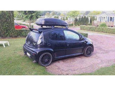 gebraucht Peugeot 107 70 Black