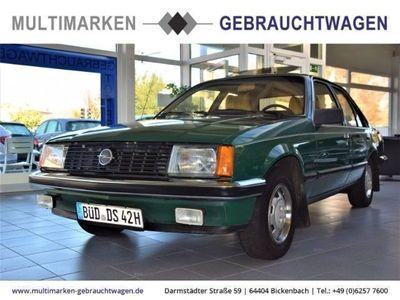 gebraucht Opel Rekord Berlina 2.0 S Aut. Hebedach/EL.Fenster/H-