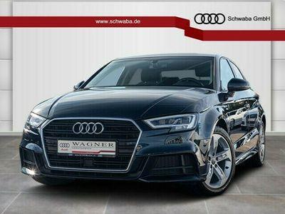 "gebraucht Audi A3 Limousine sport 2.0 TDI *S line*NAVI*LED*17""*"