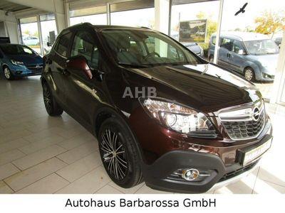 gebraucht Opel Mokka Innovation, Bi Xenon, Sitz + Lenkradheizg