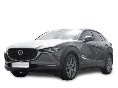 gebraucht Mazda CX-30 Selection 2WD 2.0 SKYACTIV-X M Hybrid Leder LED Navi