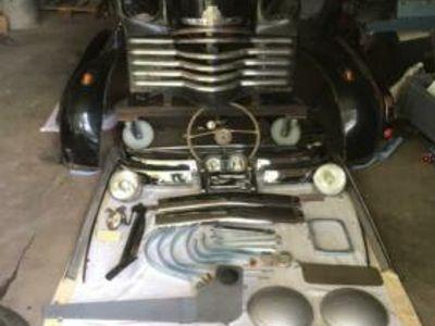 gebraucht Opel Olympia von 1951 komplett in Teilen