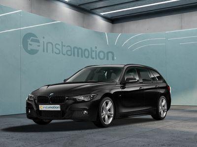 gebraucht BMW 320 d Touring M Sport Aut Navi Leder LED PDC