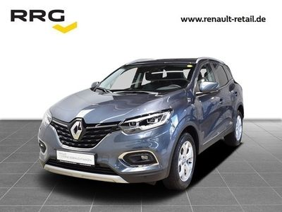 gebraucht Renault Kadjar 1.3 TCE 160 LIMITED DELUXE AUTOMATIK SUV