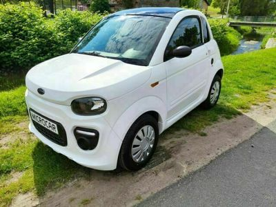gebraucht Microcar Dué mopedaito 45km/h mit android