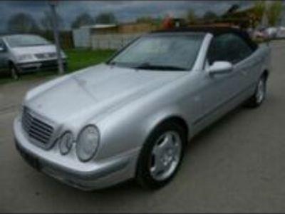 gebraucht Mercedes CLK320 Cabrio Elegance