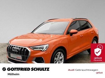 gebraucht Audi Q3 advanced 35 S tronic AHK NAVI DAB PDC SIH MUFU