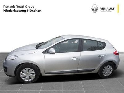 gebraucht Renault Mégane 1.5 dCi 110 EXPRESSION Klima, el. FH, Radio,Hecks