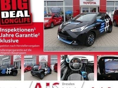 gebraucht Toyota Aygo 1.0 x-cite Rückfahkamera*Klima