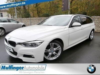 "gebraucht BMW 320 d Touring M Sport LED Navi 18"" Sportpaket Klima"