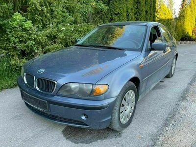 gebraucht BMW 316  i 115tkm Klima
