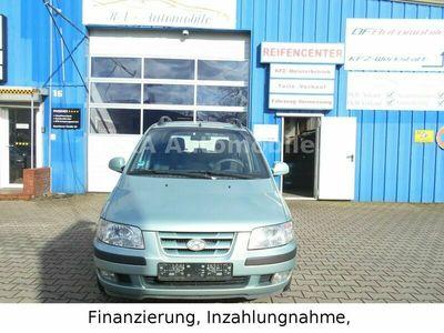gebraucht Hyundai Matrix 1.8 GLS *Automatik*Klima* als Limousine in Geesthacht