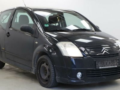 gebraucht Citroën C2 VTR Plus 1.4 68 Ps Klimaautomatik