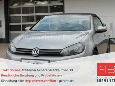 gebraucht VW Golf Cabriolet VI Basis BMT+STANDH.+PDC+SITZHEIZUNG