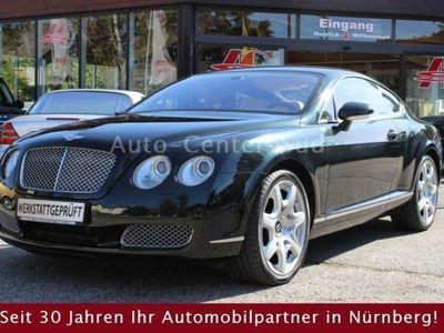 gebraucht Bentley Continental GT Coupe'6.0L W12 Mulliner Gepflegt!