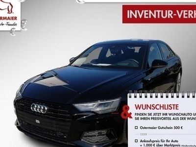 gebraucht Audi A6 S-LINE 50TDI S-TRONIC HEAD-UP.PANO.ALCANTARA. D