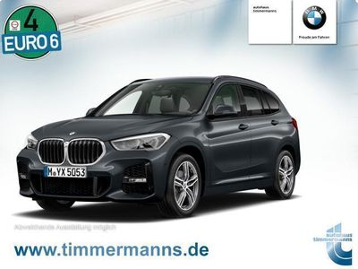 gebraucht BMW X1 sDrive18d M Sport Navi Bluetooth PDC Kurvenlicht