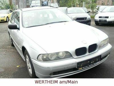 gebraucht BMW 520 520 i A Lifestyle touring