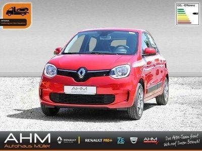 gebraucht Renault Twingo Limited SCe 75 Start & Stop KLIMA SHZ EU6