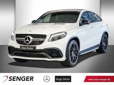 gebraucht Mercedes GLE63 AMG AMG S 4M COUPE+LED+COMAND+PANSHD+SHZ+PDC