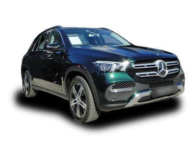 gebraucht Mercedes GLE350 d 4M AHK 19Zoll RÃŒKam Multibeam