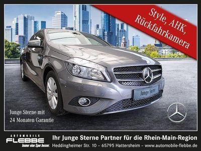 gebraucht Mercedes A180 CDI Style BlueEfficiency