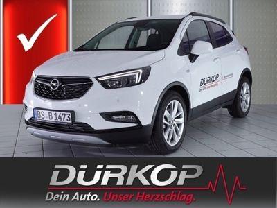 gebraucht Opel Mokka X 1.4 Turbo AT Edition AGR-Sitze Premium- u Winterpaket