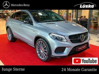 gebraucht Mercedes GLE450 AMG AMG 4M Coupé BeoSound ACTIVE CURVE 360°