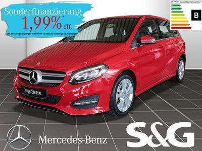 gebraucht Mercedes B160 Urban Navi/AHK/LED/Sitzhzg/AttentionAssist