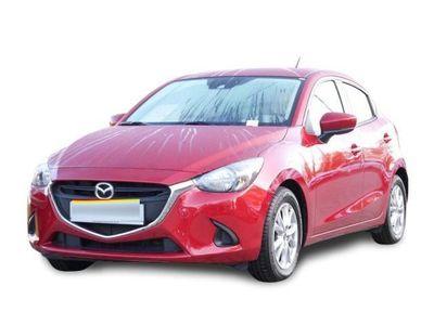 gebraucht Mazda 2 1.5 SKYACTIV-G Exclusive-Line NAVI