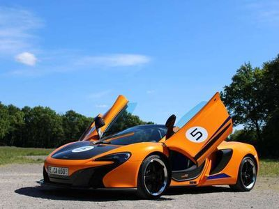 gebraucht McLaren 650S Spider can-am (Limitiert 1 von 50), Garantie bis 08/22