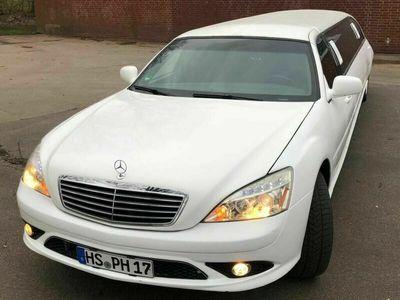 gebraucht Lincoln Town Car Stretchlimousine S500 als Limousine in Erkelenz