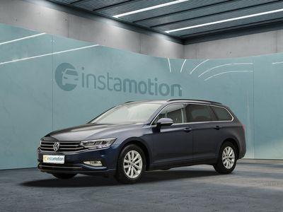 gebraucht VW Passat Passat VariantVariant DSG 1.5 TSI BMT Business AHK LED