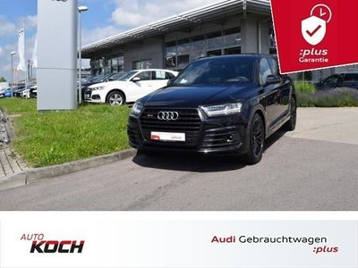 gebraucht Audi SQ7 4.0 TDI q. Tiptr., Matrix LED, Navi Touch, Tour, S