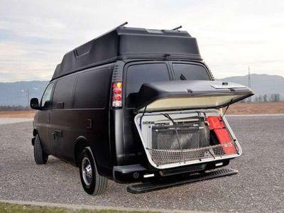 gebraucht Chevrolet Express Klima /WOHNMOBIL/ LPG /Standheizung