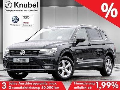 gebraucht VW Tiguan Allspace IQ.DRIVE 2.0 TDI Fahrass+ AreaV.