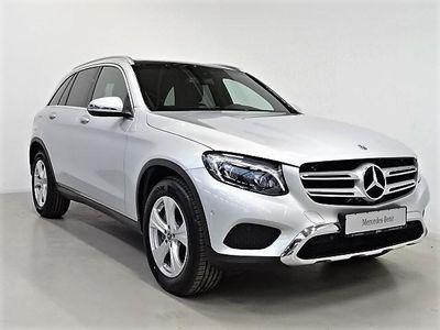 usado Mercedes GLC250 d 4M AMGLine/9G/LED/Navi